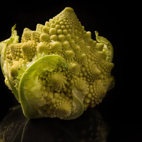 green cauliflower