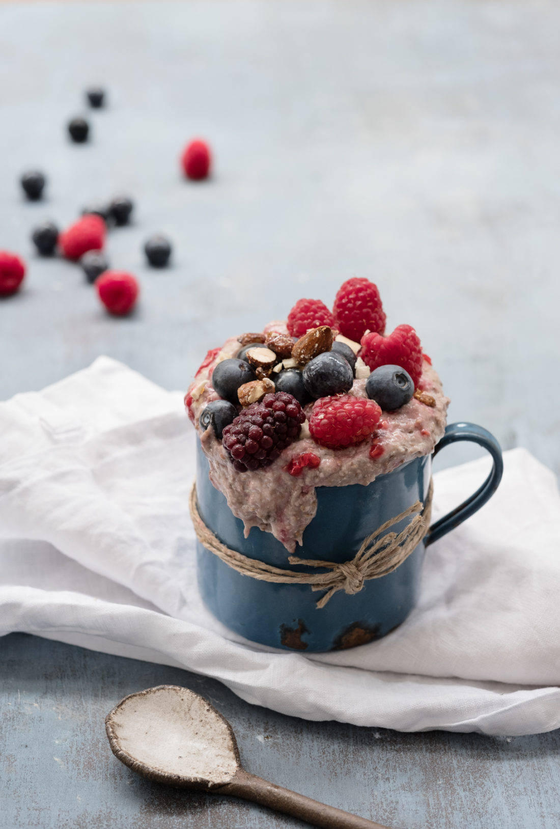 Chia Pudding Foodfotografie & Styling